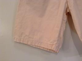 Cream 100 Percent Cotton Chicos Wear Anywhere Shorts One Size Elastic Waist image 4