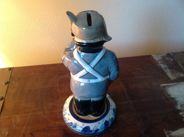 Cute Ceramic  Policeman Piggy Bank Made in Russia image 3