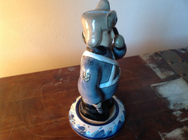 Cute Ceramic  Policeman Piggy Bank Made in Russia image 2
