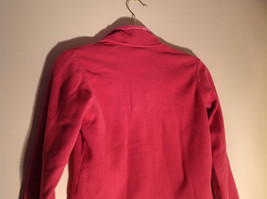 Cute Pink Long Sleeve Sweatshirt by Lands End Size Small image 5
