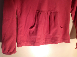 Cute Pink Long Sleeve Sweatshirt by Lands End Size Small image 3