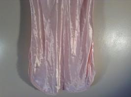 Cute Victoria secret Pink Lingerie Slip Spaghetti Straps Measurements Below image 3