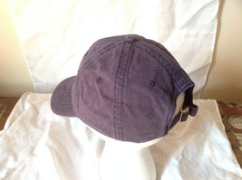Dark Blue Callaway Gold Cap Adjustable One Size Fits Most 100 Percent Cotton image 3