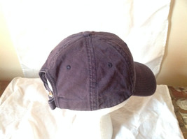 Dark Blue Callaway Gold Cap Adjustable One Size Fits Most 100 Percent Cotton image 4