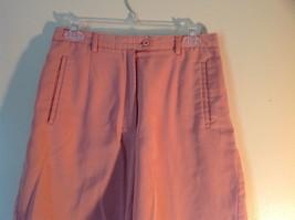 Cutter Buck Light Pink Size 6 Dress Shorts Button Zipper Closure 2 Front Pockets image 2