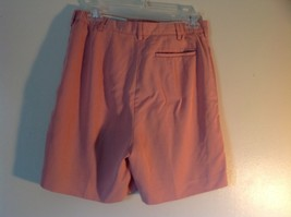 Cutter Buck Light Pink Size 6 Dress Shorts Button Zipper Closure 2 Front Pockets image 4