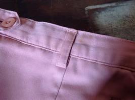 Cutter Buck Light Pink Size 6 Dress Shorts Button Zipper Closure 2 Front Pockets image 6