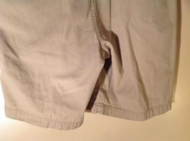 DOCKERS Khaki Casual Shorts Size 40 Excellent Condition 100 Percent Cotton image 5