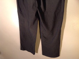 DOCKERS Premium Khaki Gray Flat Front Relaxed Fit Dress Pants Size 34 by 30 image 5