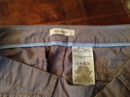 DOCKERS Size 14 Plaid Capri Pants Excellent Condition image 7