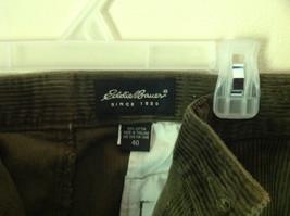 Dark Green Eddie Bauer Corduroy Size 40 Pants image 2