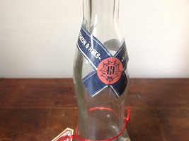 Decorative Glass Bottle with Cork Love Potion No 9 Hakon and Heks New with Tags image 3