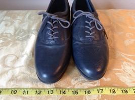 Dark Blue Easy Spirit Anti Gravity Shoes E S Motion Leather Upper Balance image 2