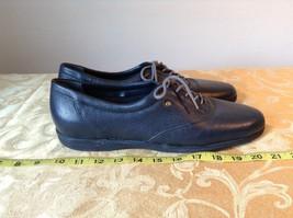 Dark Blue Easy Spirit Anti Gravity Shoes E S Motion Leather Upper Balance image 3