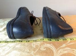 Dark Blue Easy Spirit Anti Gravity Shoes E S Motion Leather Upper Balance image 6