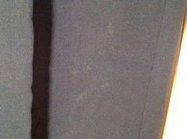 Dark Blue Pleated Dress Pants Size 40 Cordovan and Grey 100 Percent Virgin Wool image 6