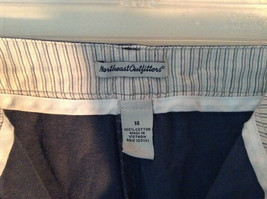 Dark Blue Northeast Outfitters Size 14 Capris image 4