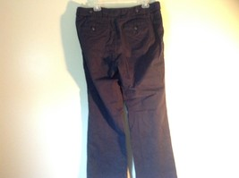 Dark Blue Casual Eddie Bauer Size 14 Outdoors Specialty Vashion Fit Pants image 4