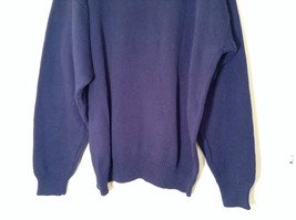 Dark Blue with Embroidered Golf Design Boston Traders Sweater Size 2XL Tall image 6
