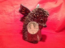 Department 56 Garden Guardian Spike the Hedgehog Fairy w Wings image 2