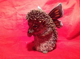 Department 56 Garden Guardian Spike the Hedgehog Fairy w Wings image 8