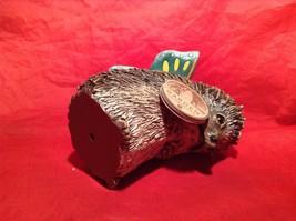 Department 56 Garden Guardian Spike the Hedgehog Fairy w Wings image 11