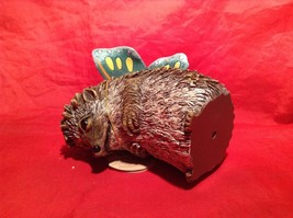 Department 56 Garden Guardian Spike the Hedgehog Fairy w Wings image 10