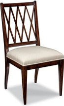 New Dining Chair  Mid Century Modern  Ebonized Mahogany - $939.00