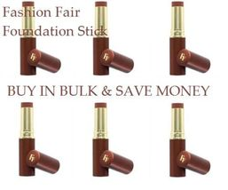 Fashion Fair Fast Finish Foundation Stick Tan 4623 New In Box  - $339.95