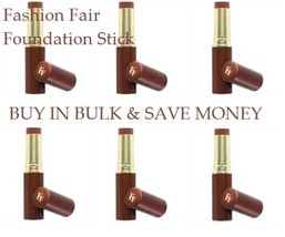 Fashion Fair Fast Finish Foundation Stick Tan 4623 NEW  - $659.95
