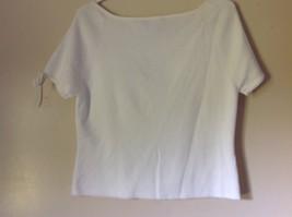 Deane and White Short Sleeve Size Large 100 Percent Cotton Shirt image 5