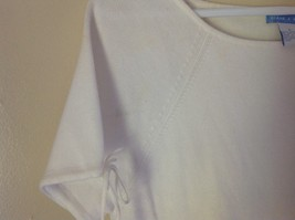 Deane and White Short Sleeve Size Large 100 Percent Cotton Shirt image 4
