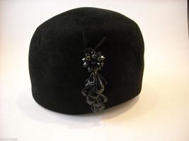 Deluxe Vintage Velour brand Ladies' Hat image 8