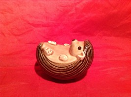 Department 56 Ceramic baby hedgehog great to hold special smalls Forest Lane image 4