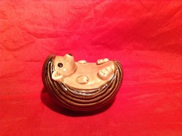 Department 56 Ceramic baby hedgehog great to hold special smalls Forest Lane image 6