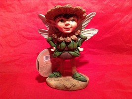 Department 56 Garden Guardian Bertram the Garden Flower Fairy image 2