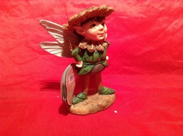 Department 56 Garden Guardian Bertram the Garden Flower Fairy image 9