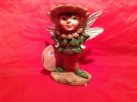 Department 56 Garden Guardian Bertram the Garden Flower Fairy image 10