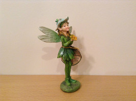 Department 56 Garden Guardian Fiona the Fair Figurine wFlower in her Hand image 3