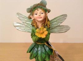 Department 56 Garden Guardian Fiona the Fair Figurine wFlower in her Hand image 8