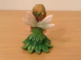 Department 56 Garden Guardian Violet Flower Trinket Box w Small Fairy Inside image 11