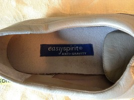 Easy Spirit Anti Gravity Shoes Light Brown E S Motion Leather Upper Balance image 4