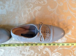 Easy Spirit Anti Gravity Shoes Light Brown E S Motion Leather Upper Balance image 9
