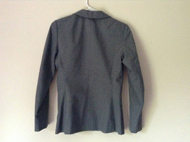 Elegant Gray Jacket and Pant Suit Inside Lining Front Pockets NO TAG image 3