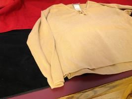 Designers Originals Ladies Light Brown Sweater Tie Closure at Neck Size Large image 5