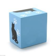 Desk Plaque Sign for cat lovers Your hard paper covered desktop makes best bed image 2