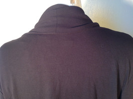 Dialogue Long Sleeve Black Soft Stretch Material Top Perfect Condition Size L image 6