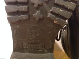Dexter Black Combat Boots Waterproof Oil Skid Resistant Size 6.5 Wide image 7