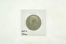 1977-D Kennedy Half Dollar (F) Fine N2-3720-1 - $0.89