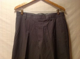 Dockers Mens Gray Pants, Size 34X30 image 3